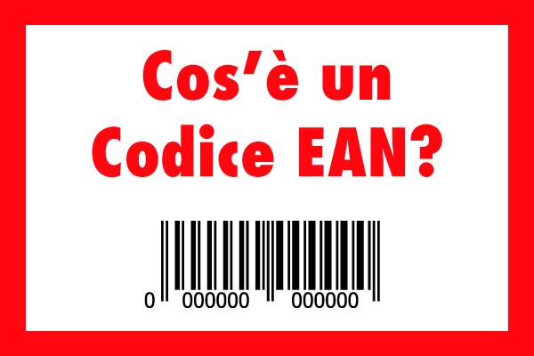 CODICE EAN AMAZON